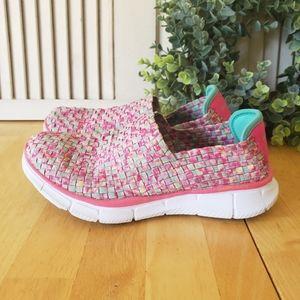 SKECHERS VIVID DREAMS Sport Memory Foam Sneakers